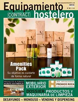 revista equipamiento hostelero de CURT EDICIONES