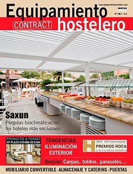 revista EQUIPAMIENTO HOSTELERO 188 de CURT