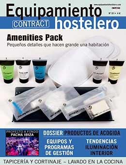REVISTA EQUIPAMIENTO HOSTELERO 191 DE CURT EDICIONES