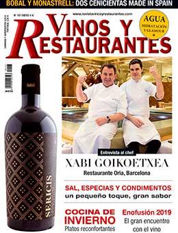 REVISTA VINOS Y RESTAURANTES 197