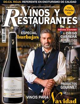 REVISTA VINOS Y RESTAURANTES 208 de CURT EDICIONES