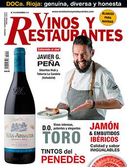 REVISTA VINOS Y RESTAURANTES 219 de CURT EDICIONES