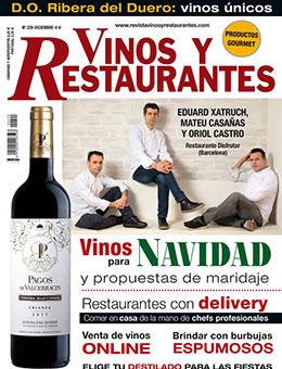 REVISTA VINOS Y RESTAURANTES 220 de CURT EDICIONES