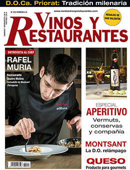 REVISTA VINOS Y RESTAURANTES 222 de CURT EDICIONES