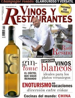 REVISTA VINOS Y RESTAURANTES DE CURT EDICIONES