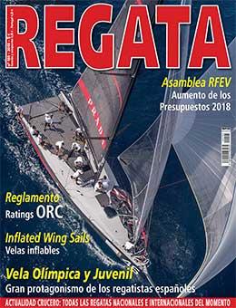 REVISTA REGATA 195 DE CURT EDICIONES