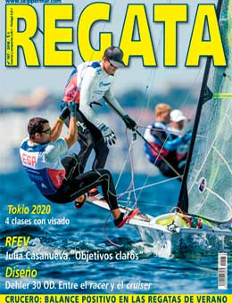 REVISTA REGATA 197 DE CURT