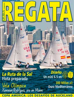 REVISTA REGATA 198 DE CURT