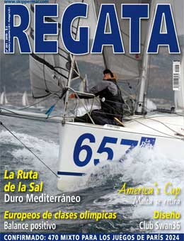 REVISTA REGATA 201 DE CURT