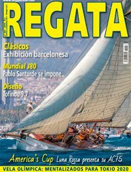 REVISTA REGATA 202 DE CURT