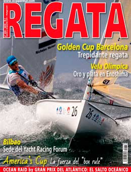 REVISTA REGATA 203 DE CURT