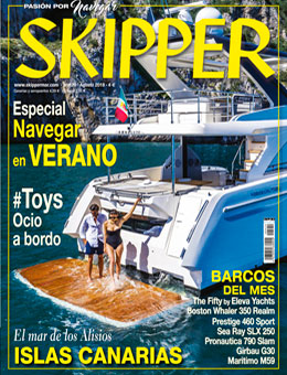 REVISTA SKIPPER 429 DE CURT
