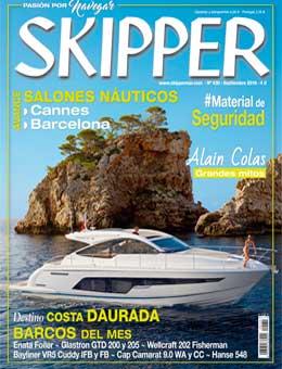REVISTA SKIPPER 430 DE CURT EDICIONES