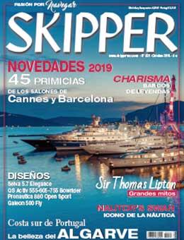REVISTA SKIPPER 431 DE CURT EDICIONES