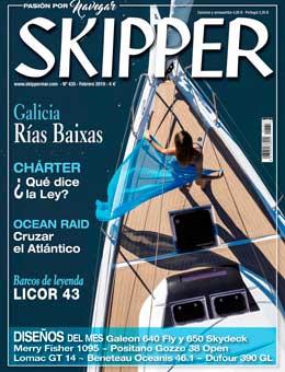 SKIPPER 435 DE CURT EDICIONES