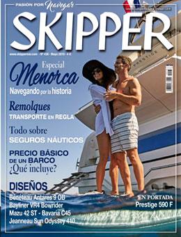 SKIPPER 438 DE CURT EDICIONES