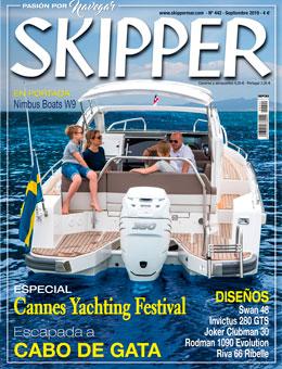 SKIPPER 442 DE CURT EDICIONES