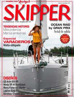 SKIPPER 445 DE CURT EDICIONES