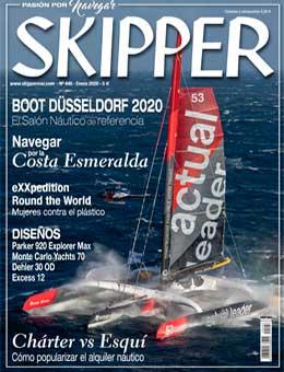 SKIPPER 446 DE CURT EDICIONES