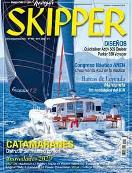 SKIPPER 449 DE CURT EDICIONES