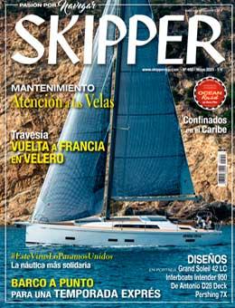 SKIPPER 450 DE CURT EDICIONES