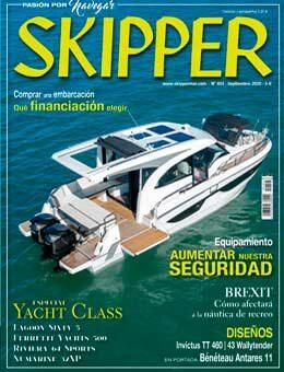 SKIPPER 454 DE CURT EDICIONES