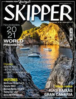 SKIPPER 455 DE CURT EDICIONES
