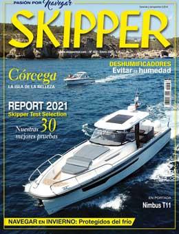 SKIPPER 458 DE CURT EDICIONES