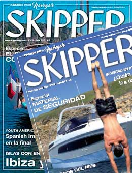 Revista Skipper Suscripción impresa