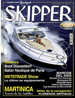 REVISTA SKIPPER DE CURT EDICIONES