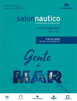 CATÁLOGO SALÓN NÁUTICO DE BARCELONA 2019