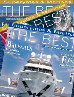 Revista THE BEST Suscripción Impresa